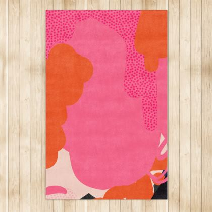 Hey-Day Abstract Patterned Rug