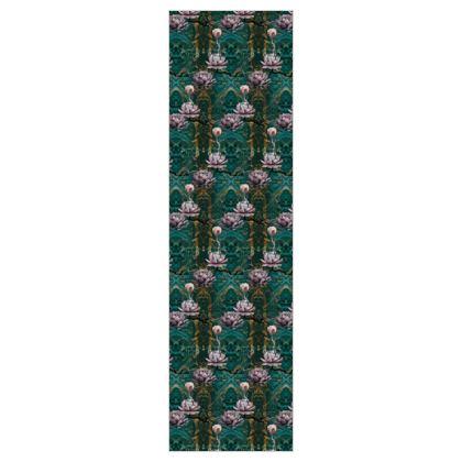 O B S I D I A N - Malachite - 5m Printed Fabric
