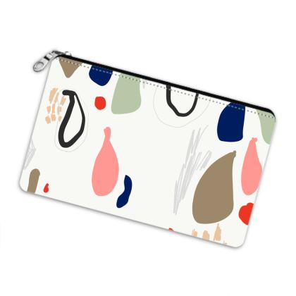 Drip Patterned Pencil Case