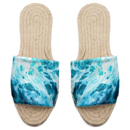 VITAMIN SEA - Sandal espadrilles