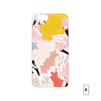 Riot Abstract Pattern iPhone 6 Case