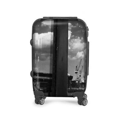 """Suitcase """"Fliegender Hamburger"""""""
