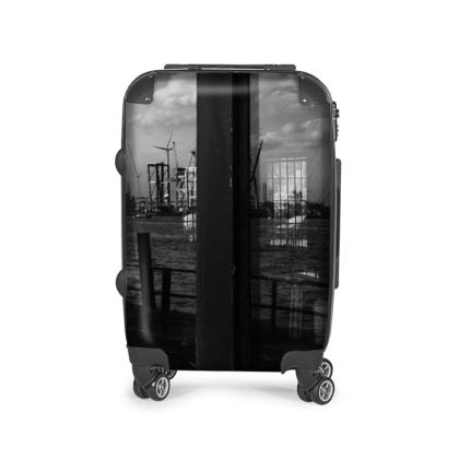 "Suitcase ""Fliegender Hamburger II"""