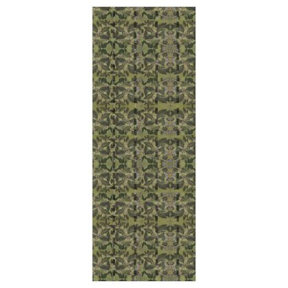 'Beechleaf' Wallpaper in Green