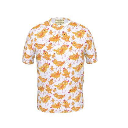 Chicks Cut and Sew T Shirt