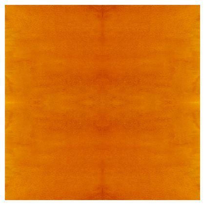 SAHARA Velvet Cushion With Contrasting Side
