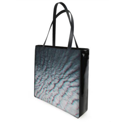 """Beach Bag """"Clouds in Aspic"""""""