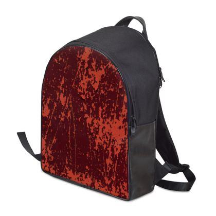 "Backpack ""Orange"""