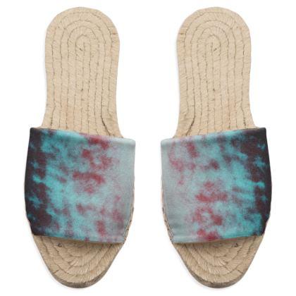 "Sandal Espadrilles ""Corrugated"""
