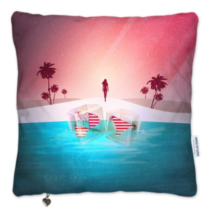 Bikini Beach - Pillows Set