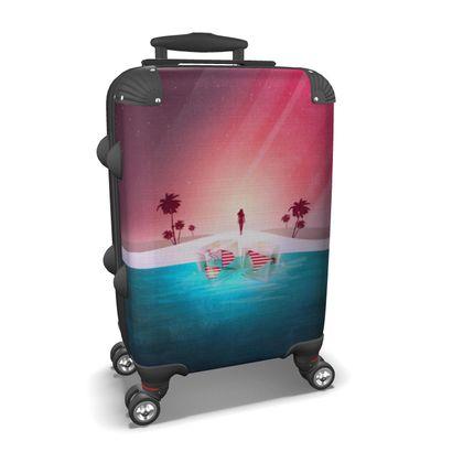 Bikini Beach - Suitcase