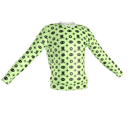 Designer Armada Print Sweatshirt