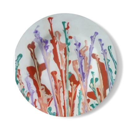Wildflowers Decorative Plate