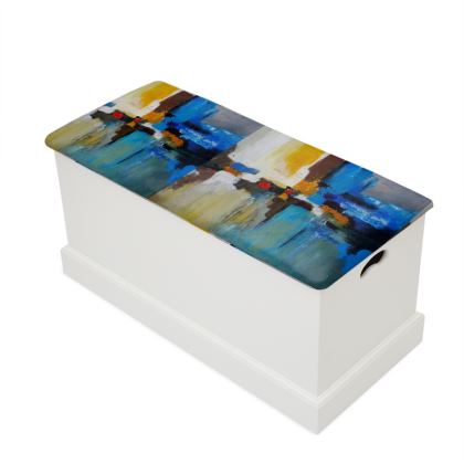 Abstract Blanket Box