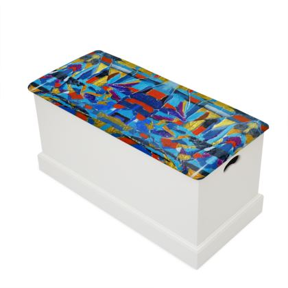 Reflections Blanket Box