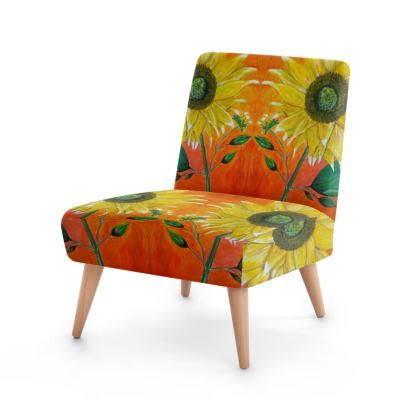 Sunflower Occasional Chair