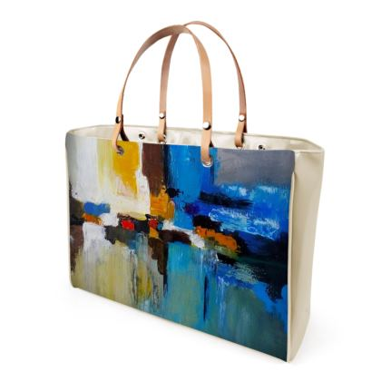 Abstract Handbags