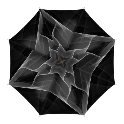 BLACK AND WHITE FLUX - Umbrellas
