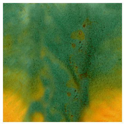 WATER & SALT Velvet Cushion With Contrasting Side