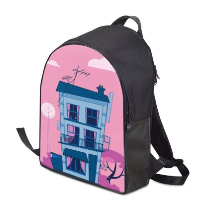 House Of Mistery Backpack