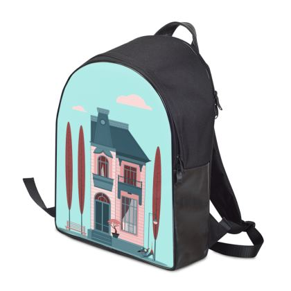 House Of Rabbits Backpack