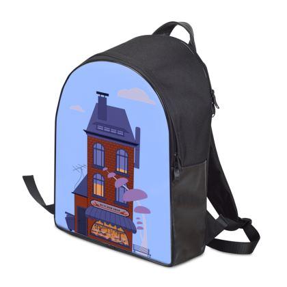 Butcher Shop Backpack