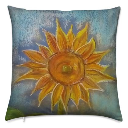 Sunflower Pastel Cushions