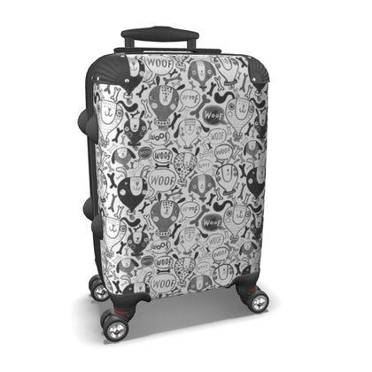 Doggy suitcase