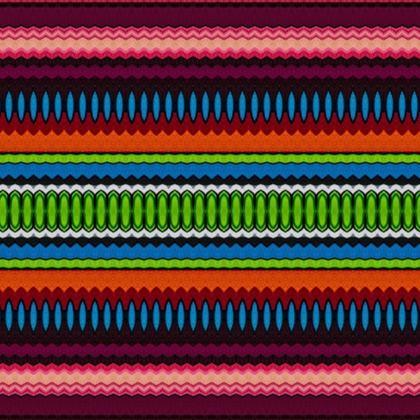 Serape - Beach Towel
