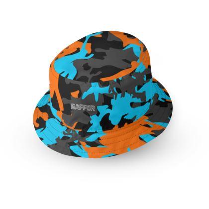Designer Hyper Sport Camo Bucket Hat