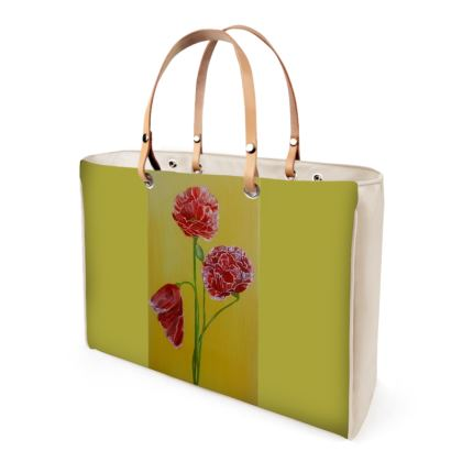 Poppies Luxury Leather Handbags Clothing and Accessories