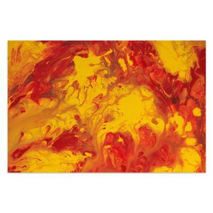 Lava Storm Sarong
