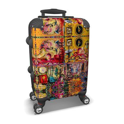 Koffer HOLIDAY ninibing34 Suitcase, Handgepäck CABIN LUGGAGE