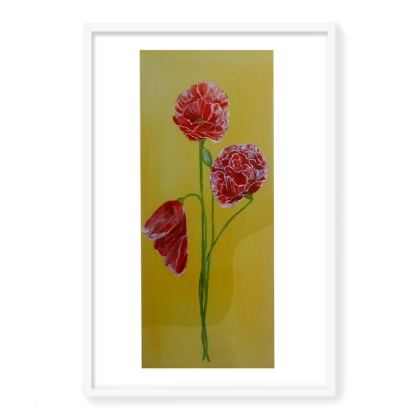 Poppies Framed Art Prints