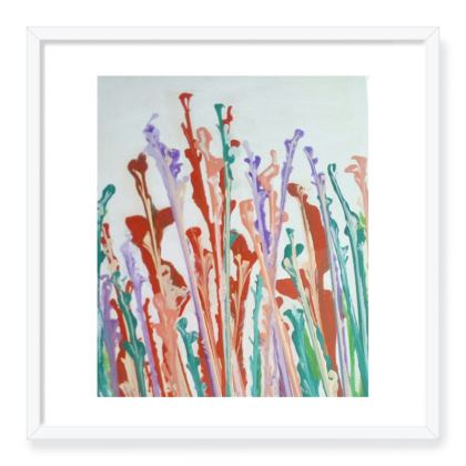 Wildflowers Framed Art Prints