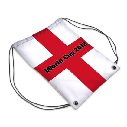 England Drawstring PE Bag