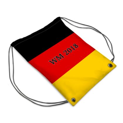 Germany Drawstring PE Bag
