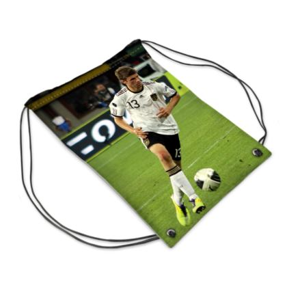 Thomas Müller Drawstring PE Bag