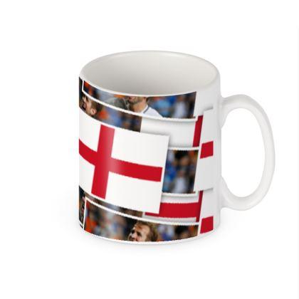 England Builders Mugs