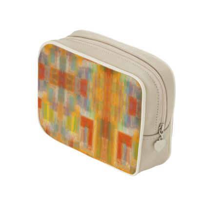 Soft tones Make Up Bags