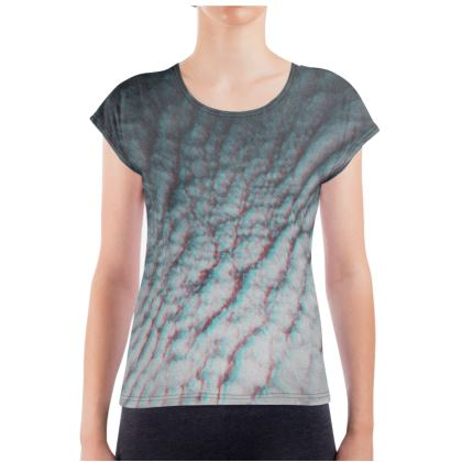 "Ladies T Shirt ""Clouds in Aspic"""