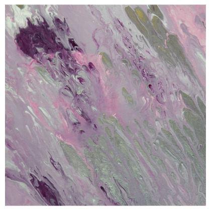 Rose Coloured Star Dust Kimono
