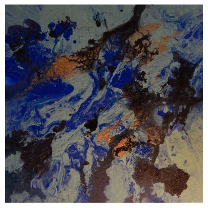 Coral Ocean Kimono
