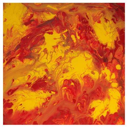 Lava Storm Kimono