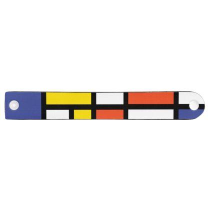 Mondrian Neoprene wristband