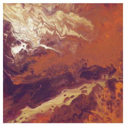 Sunset Glow Chair