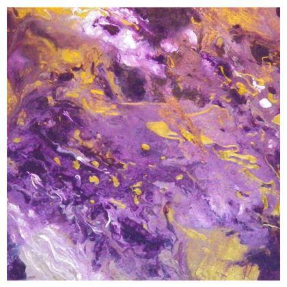 Violaceous Phoenix Chair