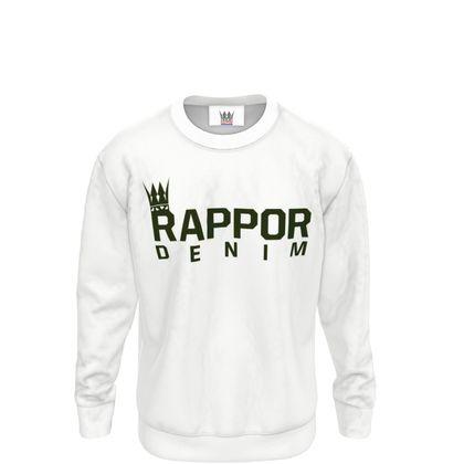 Designer RAPPOR DENIM Sweatshirt