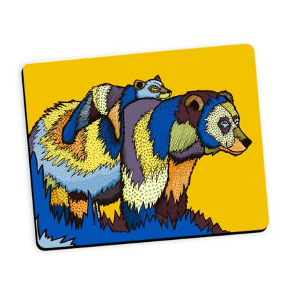 Mouse Mat - The two bears