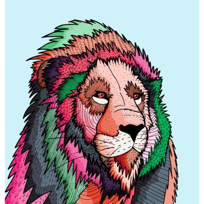 Mouse Mat - The lion
